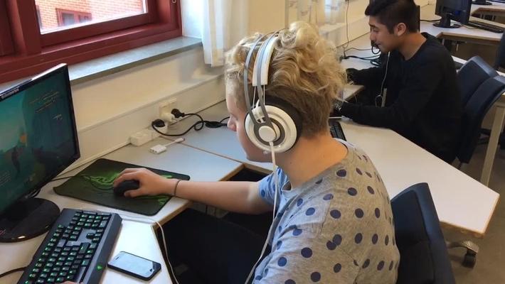 Udvekslingsstudenten lærer helt nyt