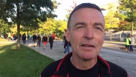 Thumbnail for entry 60 års-fødselar løb maraton i Berlin