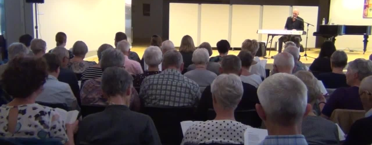 Sangforedrag. Rasmus Skov Borring 19. 4. 2018-
