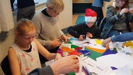 Thumbnail for entry Juleklip på Alt i et-Skolen, Klinkby
