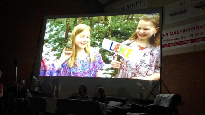 Skolefest på Boddum Ydby friskole og børnehuset Frihaven