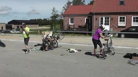 Thumbnail for entry Mini triathlon i Ølstrup