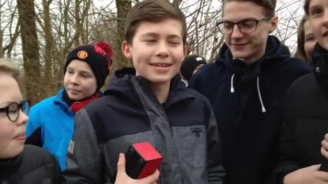 Børn har samlet penge ind ved at løbe for børne lungefonden .