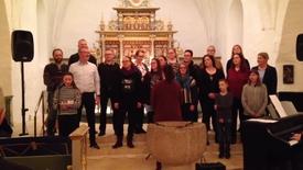 Thumbnail for entry Scenen er din i Borbjerg Kirke .er