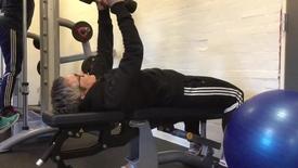 Thumbnail for entry Fitness i Tim-Hallen