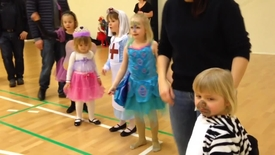 Thumbnail for entry Fastelavnsfest for børn.