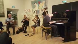Thumbnail for entry Besøg af færøsk folkemusik