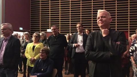 Jørgen Simonsen Æresborger i Struer