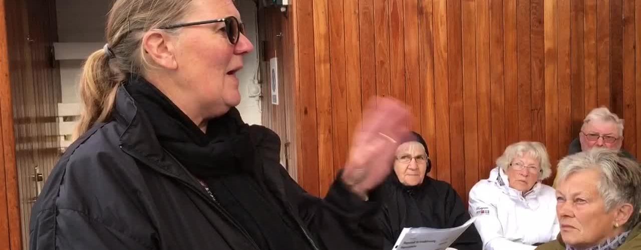 Lungeforeningen Thy / Mors stævner ud til generelforsamling