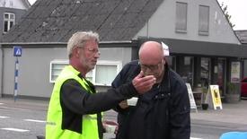 Thumbnail for entry Ørum ( 8830 Tjele ) Et forsøg på at råbe politikere op, så vi kan få fuldført cykelstien.
