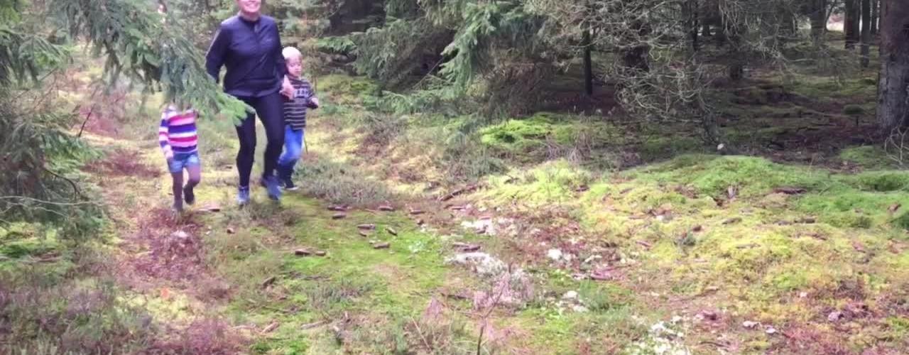 Løbefest i Naturhuset Skovlykke