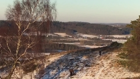 Thumbnail for entry En kold dag på Busbjerg