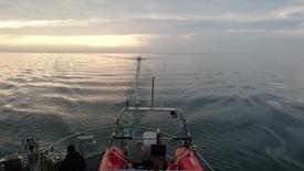 Thumbnail for entry Marinehjemmeværnet til Assistance af trollingbåd ved Thyborøn