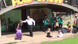 Thumbnail for entry Berea Festival Dancers