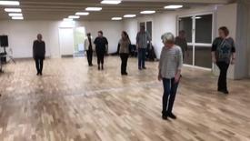 Thumbnail for entry træning til Line Dance