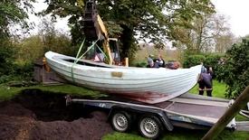 Thumbnail for entry båd til leg i haven