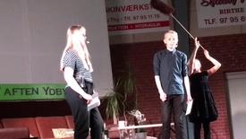Thumbnail for entry Skolefest på Boddum Ydby Friskole og Børnehus