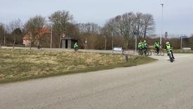 Thumbnail for entry Spejdernes cykelsponsorløb