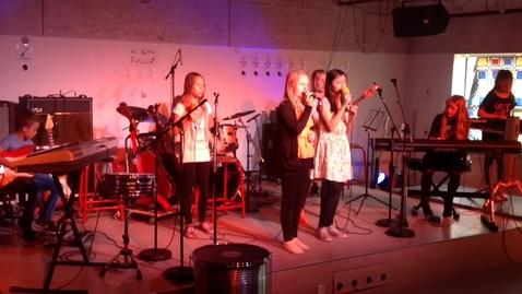 Musikfestival på Sejergaardsskolen