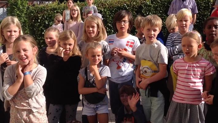 Sejergaardsskolens fødselsdag