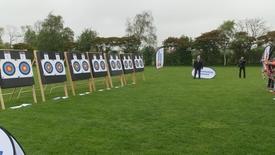 Thumbnail for entry Kvalifikationsstævne i Skole Ol i Bueskydning