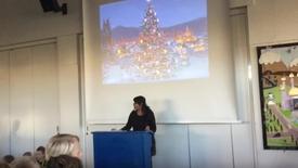 Thumbnail for entry Juleafslutning på Sejergaardsskolen