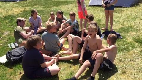 Sejergaardsskolen på lejrskole