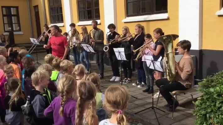 Sejergaardsskolen 122 år