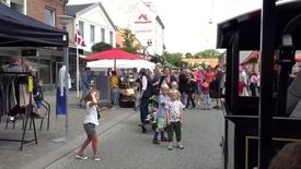Thumbnail for entry Tirsdags marked i Stege by på Møn