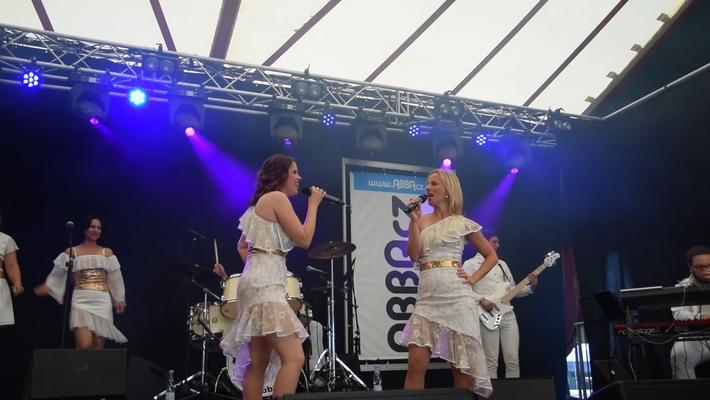 Tjekkiske ABBA toner på årets Vig Festival 2018