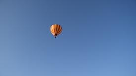 Thumbnail for entry Flyvning med Varmluftballon mellem Sorø & Ringsted