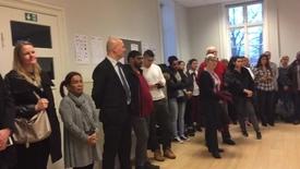 Thumbnail for entry åbent hus A2b sprogcenter i Haslev