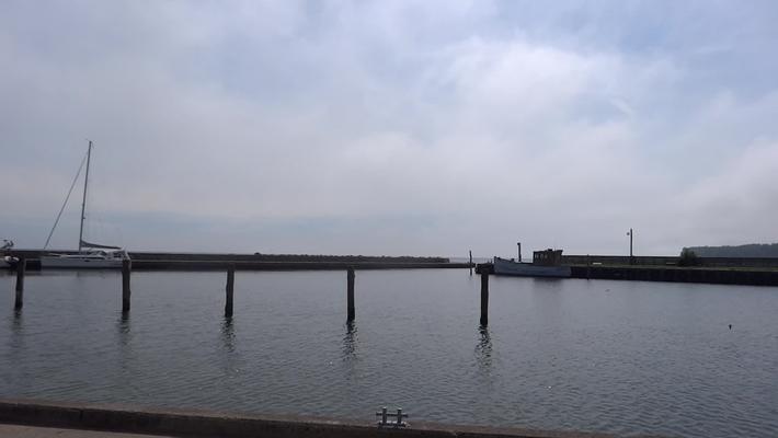 Hesnæs Havn.