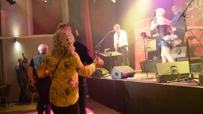 Duracella festede med sine Vilde Kaniner i Korsør Kulturhus