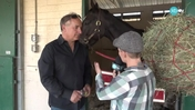 Richard Baltas Gives An Update on His Horses Following the Fire at San Luis Rey Downs