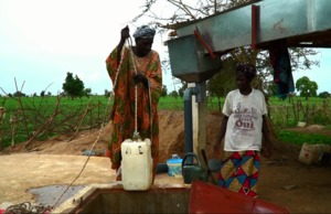 Empowering Women Through Access to Water