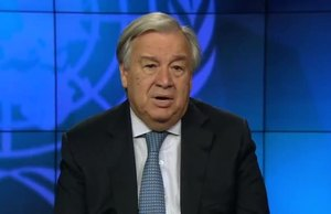 UN Secretary-General Video Message on WFD 19  Clean