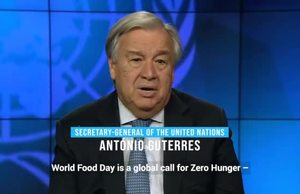 UN Secretary-General Video Message on WFD 19  English