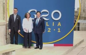 News Video: FAO Director-General with Italy's Minister of Foreign Affairs, Luigi Di Maio, spoke at press conference, after G20 meetings in Matera