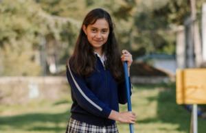 Dulce - A student in Guatemala