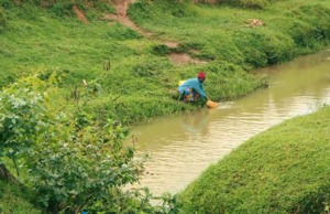 FAO in Rwanda: Solutions to Water Scarcity