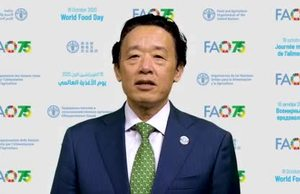World Food Day 2020: Video message by FAO Director-General (International Version)