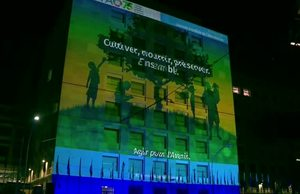 WFD 2020 Live Video mapping Show