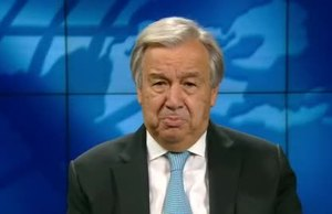 UN SECRETARY-GENERAL  VIDEO MESSAGE ON WORLD FOOD DAY 2020