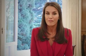 WFD VIDEO MESSAGE FROM HER MAJESTY QUEEN LETIZIA OF SPAIN