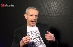 TG2 Storie: Interview with Lambert Wilson.