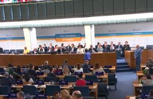 41st FAO Conference: Opening