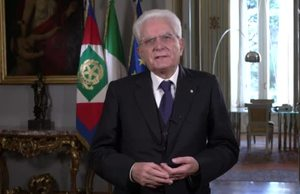 WFD VIDEO MESSAGE FROM HIS EXCELLENCY SERGIO MATTARELLA,  PRESIDENT OF THE REPUBLIC OF ITALY