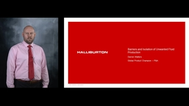 Thumbnail for entry 11 - Barriers and Isolation of Unwanted Fluid Production