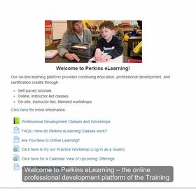 Online Classes Perkins Elearning